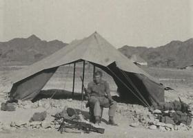 Thumair Camp Radfan 1964