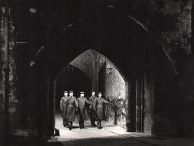 Public Duties at Tower of London 1971