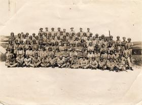 4 Para Sqn RE April 1943 Palestine