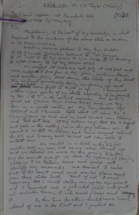 1 Para Bde Sigs Report July 1943