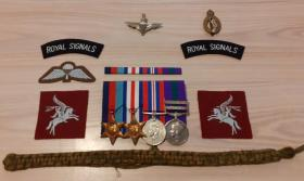 Reginald Leonard Foely Medal & Insignia Collection
