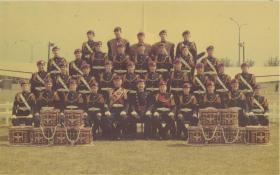 1 PARA Band, Aldershot, c.1980s