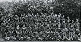 HQ-Troopp, 1 Airborne Recce Sqn. UK, 1944
