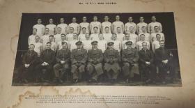 Members of No 33 PTI War Course