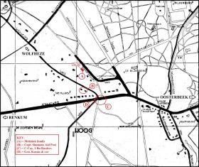 No 16 Zonneheuvelweg, Oosterbeek Street Map