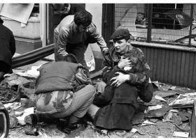 1972 Donegall Street Bombing, Belfast