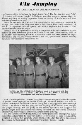 Pegasus Journal January 1953 pg 1