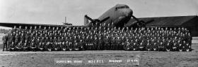 Servicing Wing No1 PTS Ringway, 17 September 1944