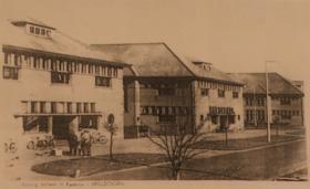 King Willem III Kasserne, Appledorn 1930s