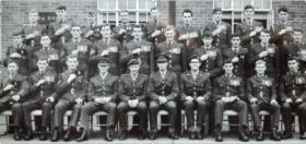 Aldershot 1967 P Coy