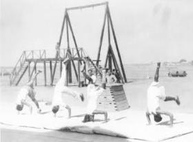 Exercise and training, India