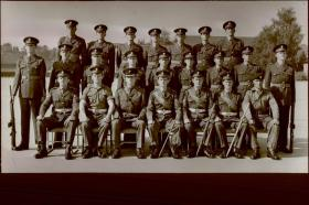 GG Pln Guards Depot Pirbright 1965/6