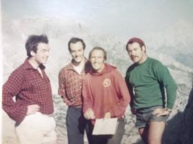The Alps 1975