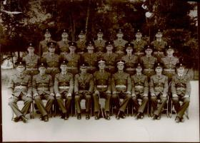 Jnr Guardsmen Pirbright 1965