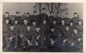 Kingston Barracks 3 January 1945