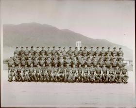 No1 Ind Guards Para Coy 1968 Sek Kong Airstrip Hong Kong