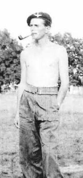 John B Sanderson