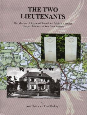 Book Cover The Two Lieutenants by John Howes and Ruud Kreling