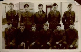 Towyn, Merioneth, Wales 1964/5 Army Outward bound Course