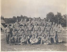 1st Canadian Parachute Battalion Prior to joining 6th Airborne Div