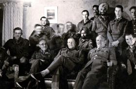Officer's Mess Group