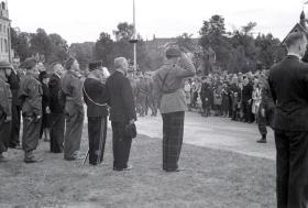 Airborne Monument 17 September 1945