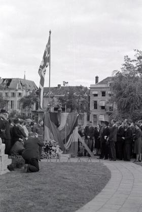 The Airborne Monument Arnhem 17 September 1945