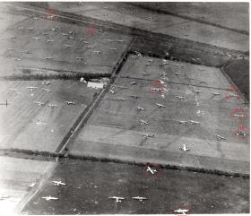 LANDING ZONE 'Z'. SUNDAY, 17 SEPTEMBER 1944.