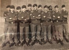 1 Section, 1 Platoon, A Company 2 Para 1972