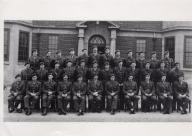 9th Para Bn Officers April 1944