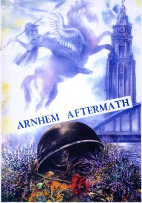 Arnhem Aftermath. Arthur Barlow. Book cover