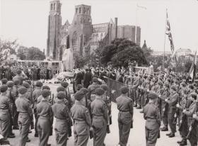 Arnhem Bridge area Memorial 17 Sep 1945