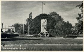 1950s Postcards of the Arnhem Memorial