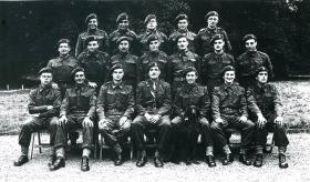 89 Para FSS Fulbeck Hall. July 1944