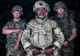 UK Armed Forces evacuate British personnel from Kabul