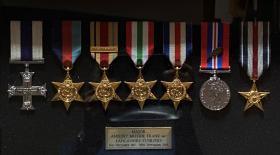 Captain Anthony Mutrie Frank 'A' Company, 2nd Parachute Battalion - Medal set
