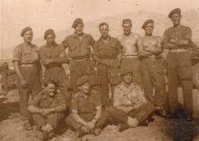 Members of 300th AT Battery, MEF, c.1943-44