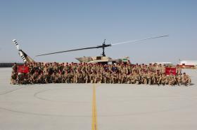 3 Para A Coy Kandahar Airfield Herrick 8