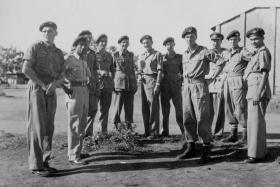 Members of the 5oth Indian Para Brigade