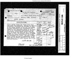 MBE Citation for RSM Michael Briody