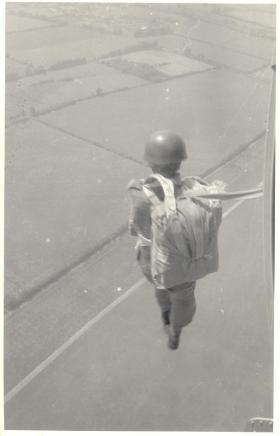 'Go . . . . ' Argosy Descent 1968