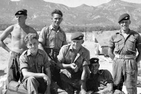 Members of B Coy, 2 PARA, c1959.
