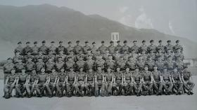 Guards Parachute Company as part of 2 PARA Battle Group Hong Kong 1968