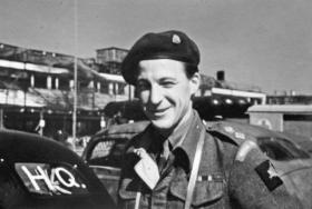 Lt Col Norman Field 1945