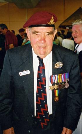 David King, Normandy 60th Anniversary, 2004.