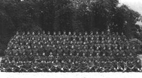 1st Airborne Divisional Signals, Caythorpe 1944.