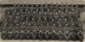 1st Parachute Battalion Sgts Mess c1942