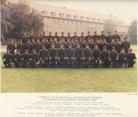 2 Company 10 PARA Exercise Lionheart Germany 1984