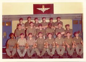 10 PARA Recruit Cadre 1968