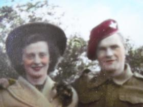 Pte Tommy Kelly circa 1944